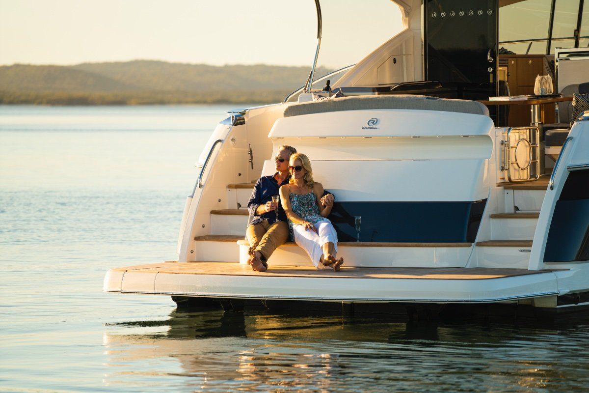 Riviera 5400 Sport Yacht Platinum Edition AVAILABLE FOR DELIVERY SOON