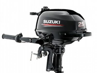 Suzuki Df2.5s 2.5hp 4 Stroke OUTBOARD Motor