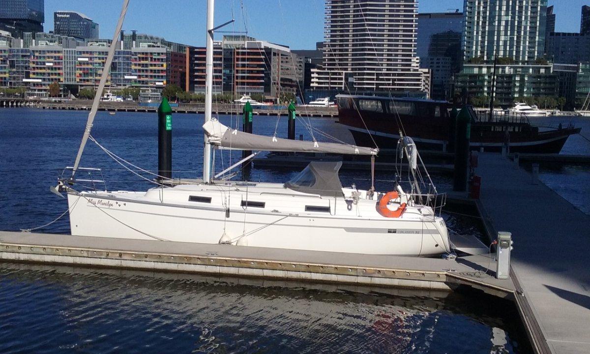 Bavaria Cruiser 32:           Miss Marilyn