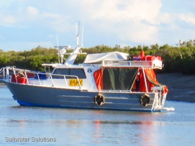 2C and 3C charter/fishing vessel