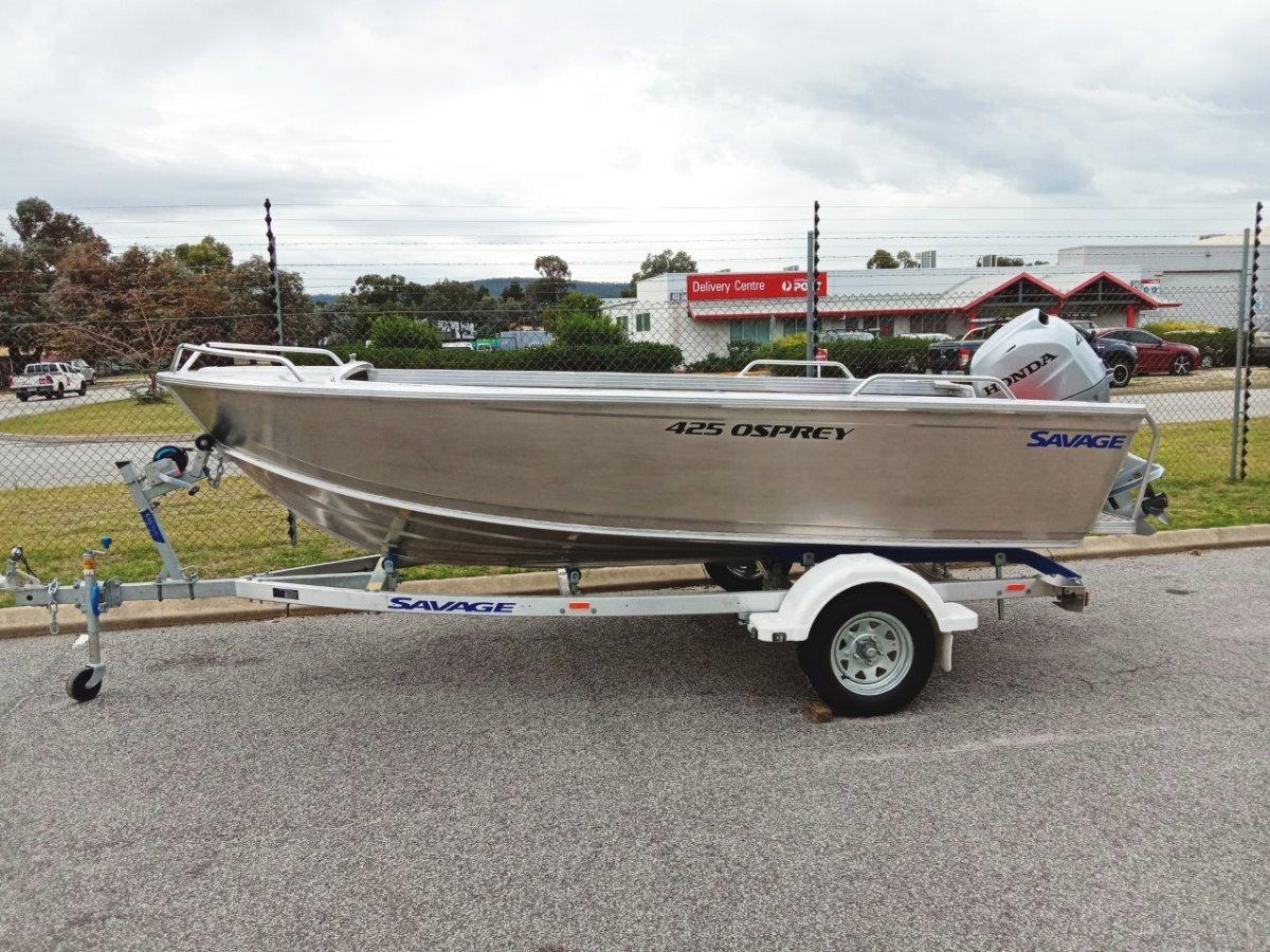 Savage 425 Osprey heavy duty dinghy