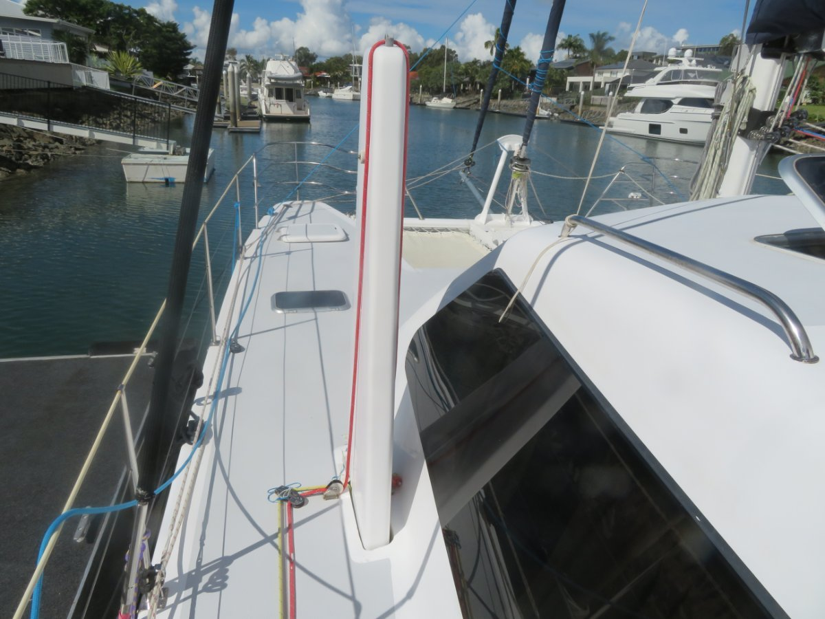 Crowther 43 Peter Crowther 43 ft cruising composite cat