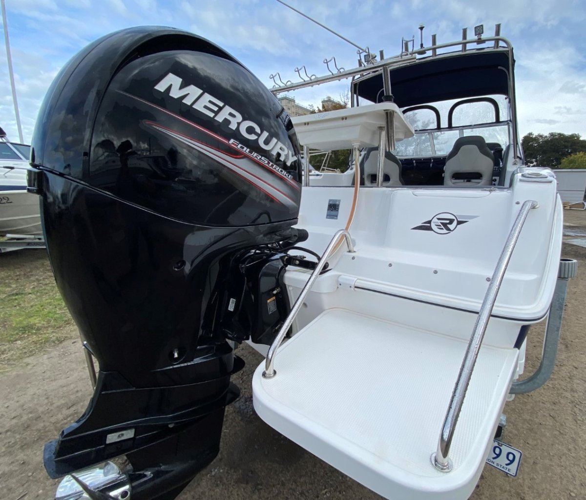 Revival 640 Offshore Cuddy