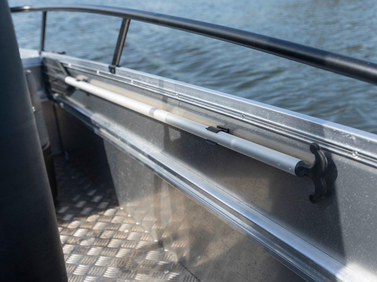 Faster Aluminium Boats 460I