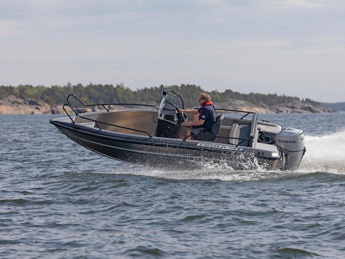 Faster Aluminium Boats 495 CC