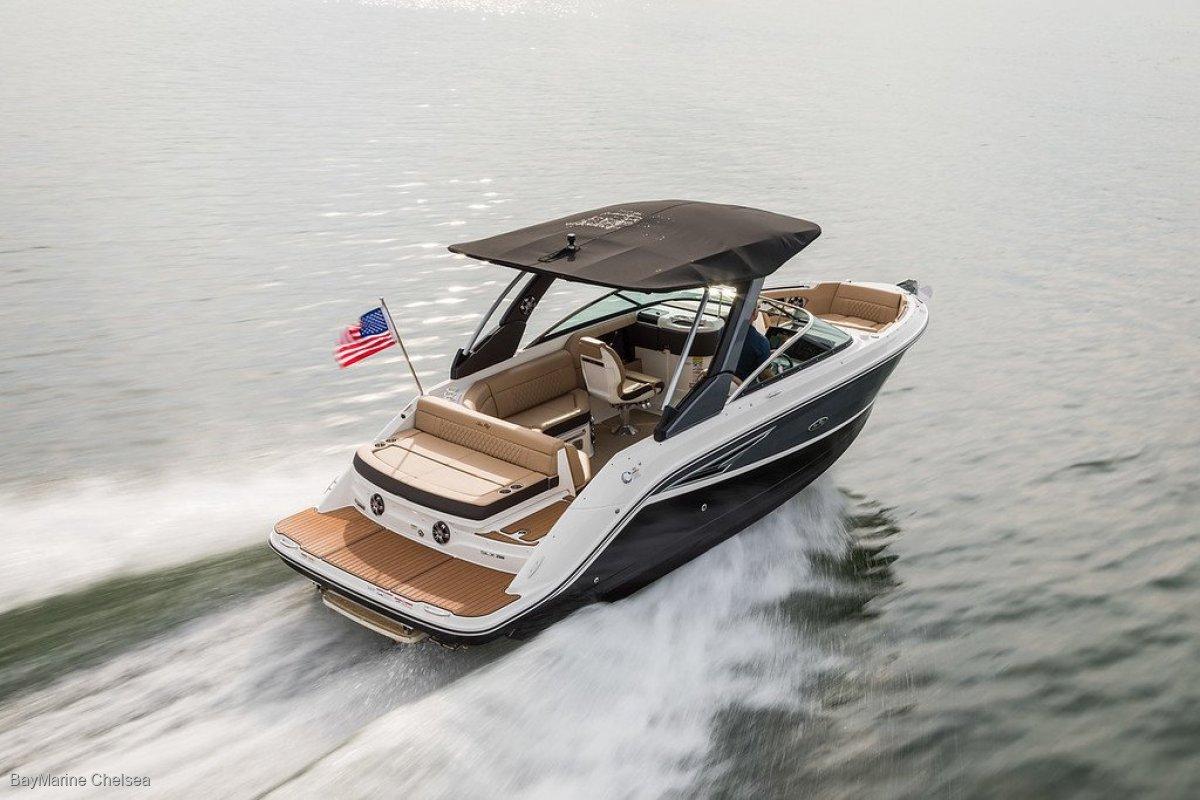 New Sea Ray 250 SLX