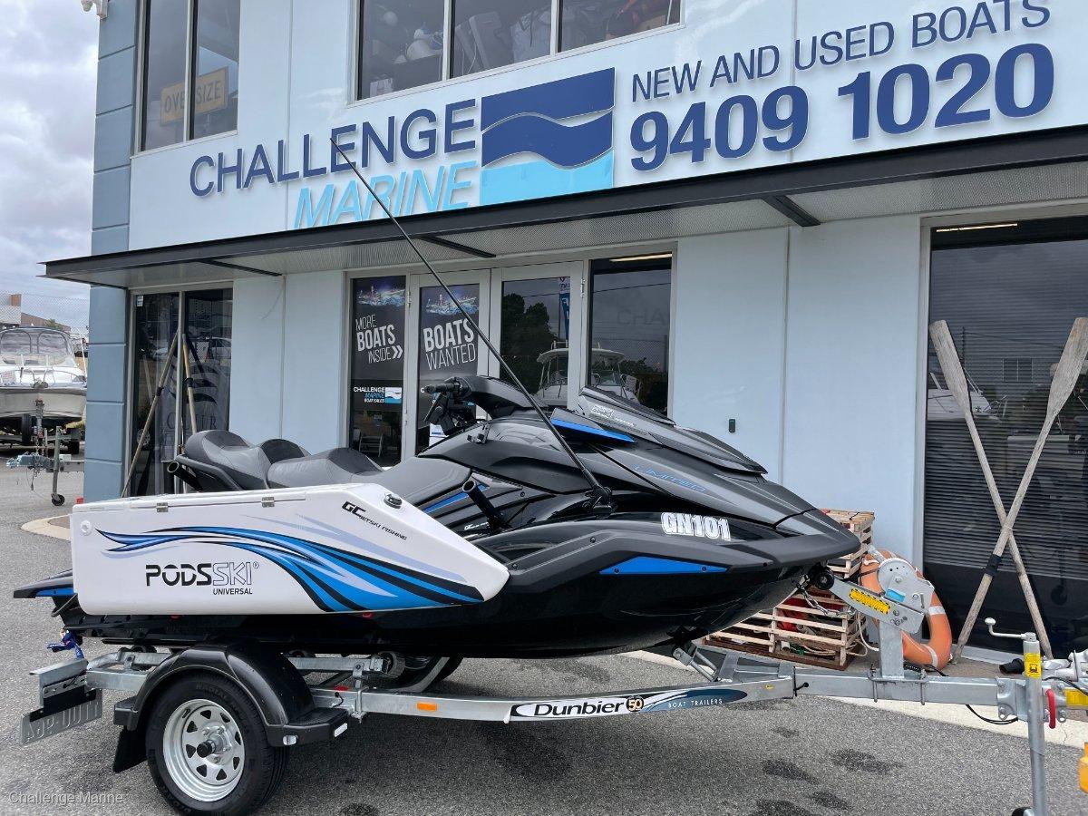 Yamaha FX SVHO Ultimate Fishing