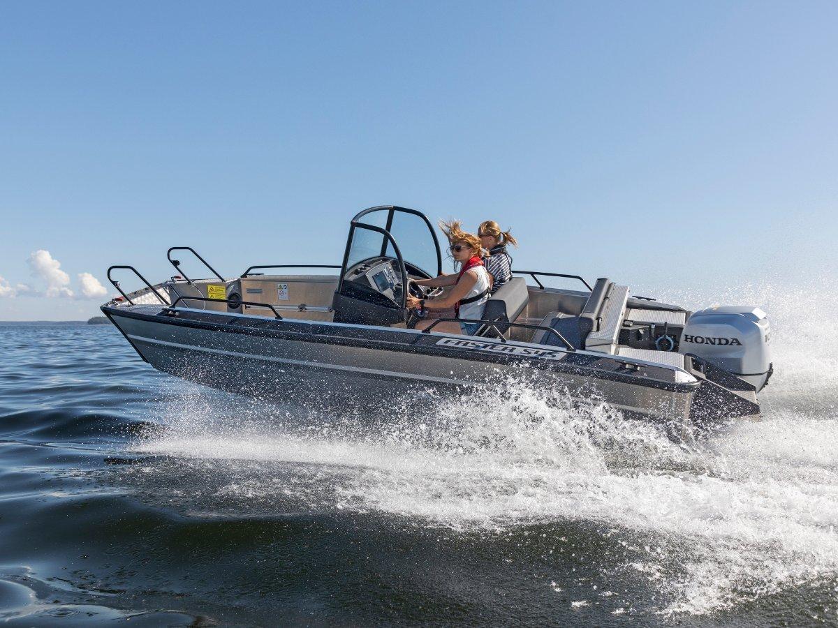 Faster Aluminium Boats 545 CC