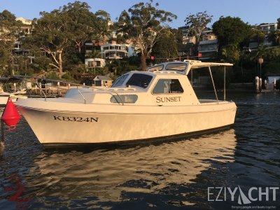 Roberts 21 Longboat