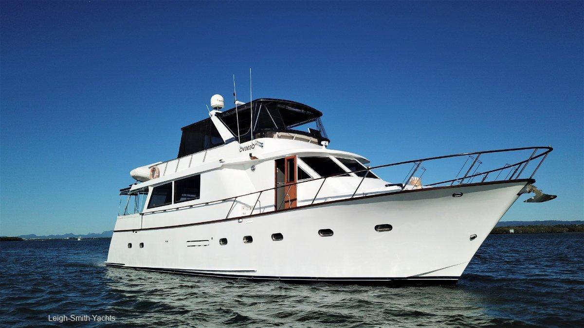 Defever 63 Motor Yacht
