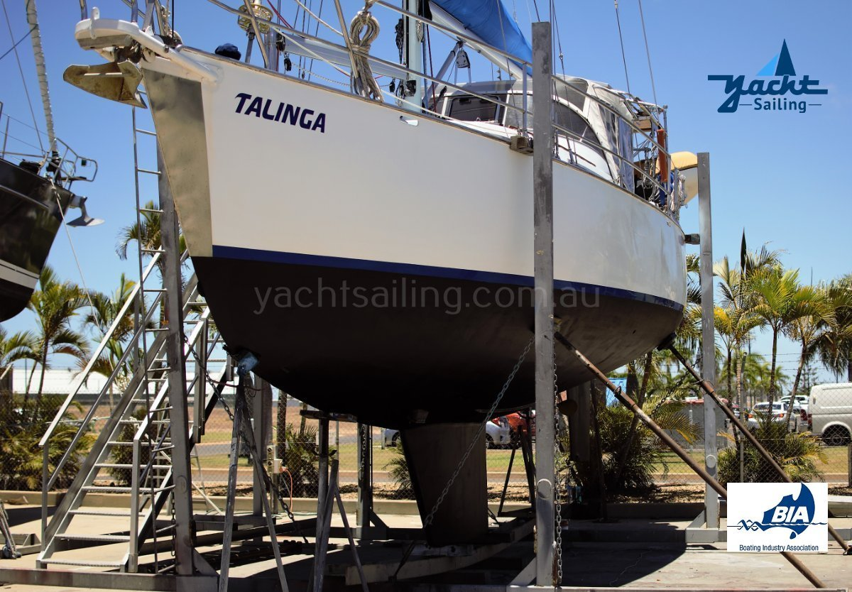 Adams 40CC Serious Steel offshore and Livaboard