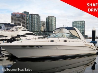 Sea Ray 340 Sundancer - SHAFT DRIVE