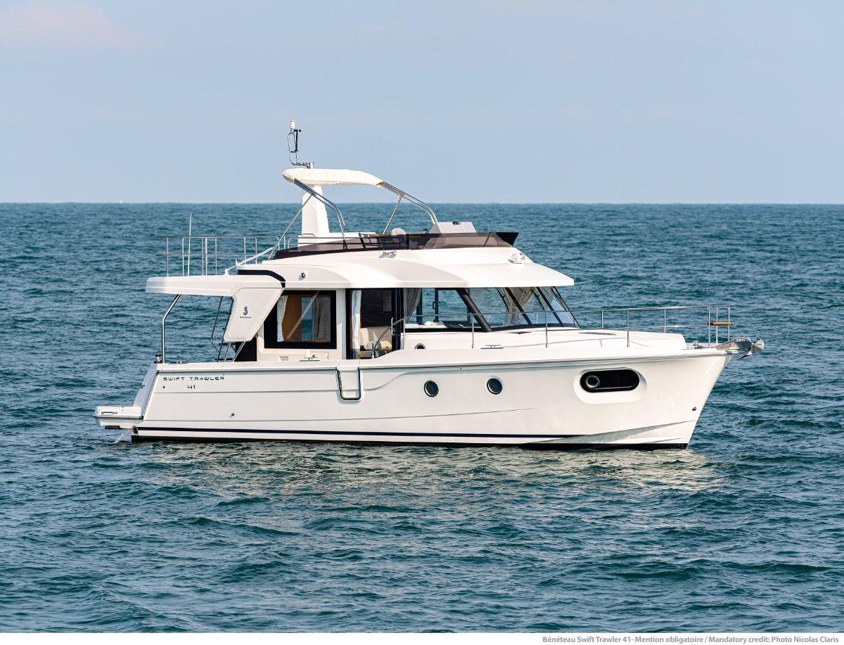 Beneteau Swift Trawler 41 Fly