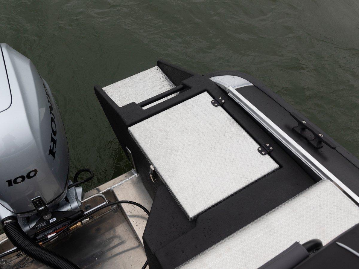 Faster Aluminium Boats 570 SC