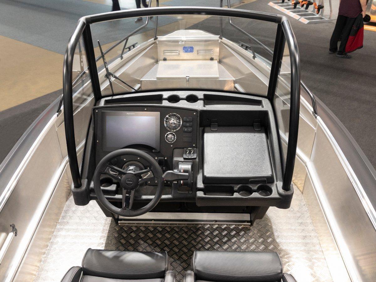 Faster Aluminium Boats 570 CC