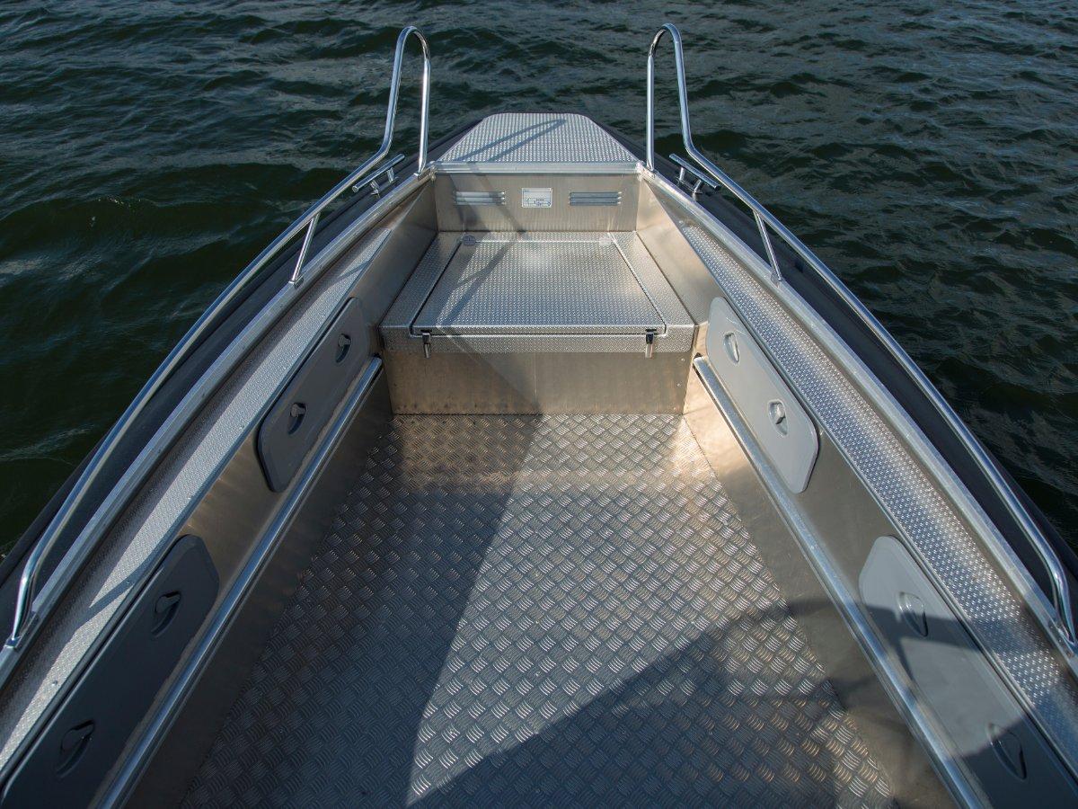 Faster Aluminium Boats 625 SC