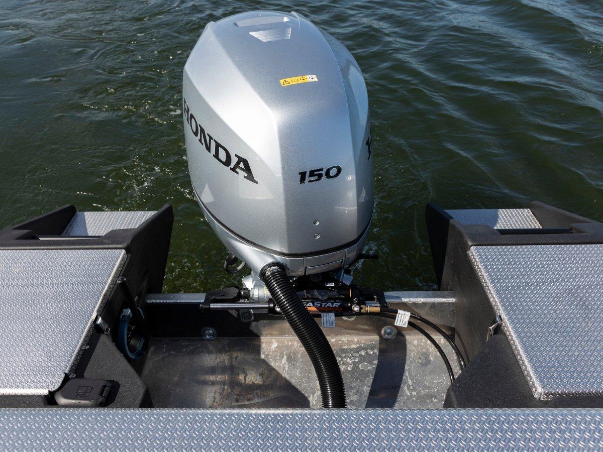 Faster Aluminium Boats 635 SC