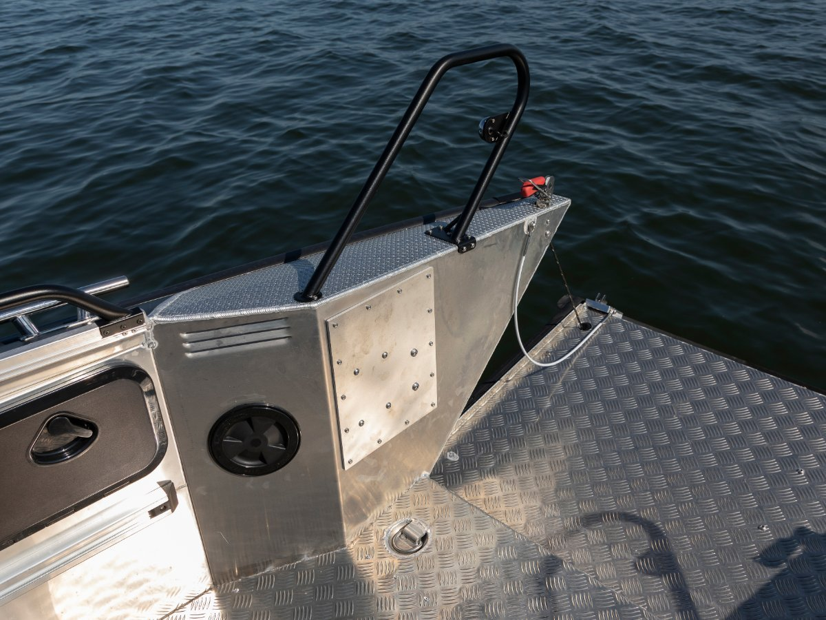 Faster Aluminium Boats 635 CC