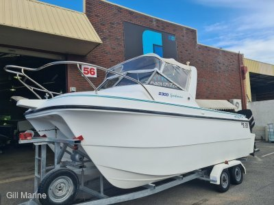 Noosa Cat 2300 Sporstsman OFFSHORE FISHING AUSTRALIAN ICON
