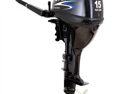 Brand New Unboxed - F15BMS Parsun Outboard - Tiller 15HP - 49kg