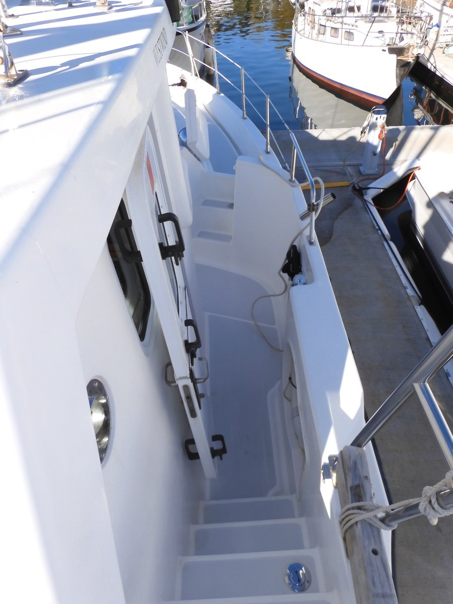 Nordhavn 40 EXCEPTIONAL EXPEDITION STYLE LONG RANGE CRUISER!