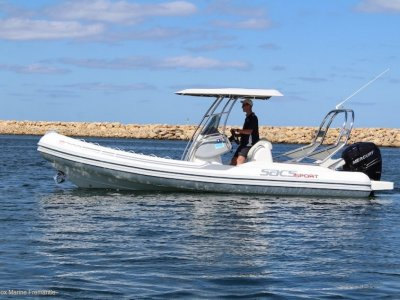 SACS Marine S700 Delivered 2017 **MAKE AN OFFER**