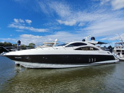 Sunseeker Predator 62 Sports Yacht