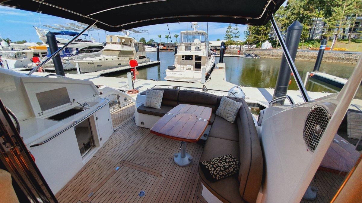 Sunseeker Predator 62 Sports Yacht