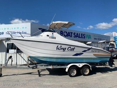 King Cat 220 Catamaran