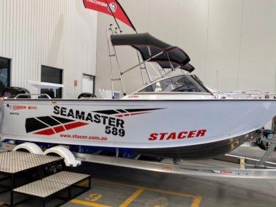 Stacer 589 Sea Master Stacer 589 sea master