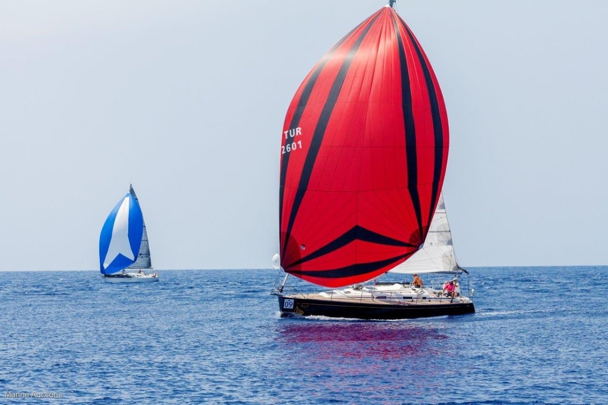SAILS - Major New and Used Sail Global Online Auction