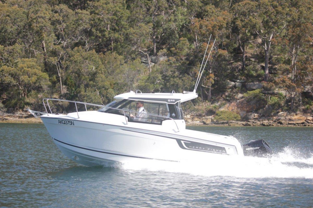 Jeanneau Merry Fisher 695 Series 2 | The NSW Jeanneau Dealership - MWMarine