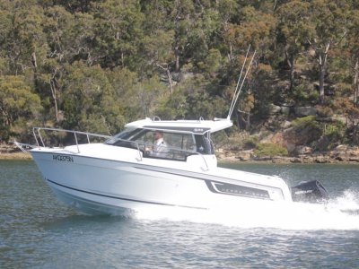 Jeanneau Merry Fisher 695 Series 2 | The NSW Jeanneau Dealership - MWMarine