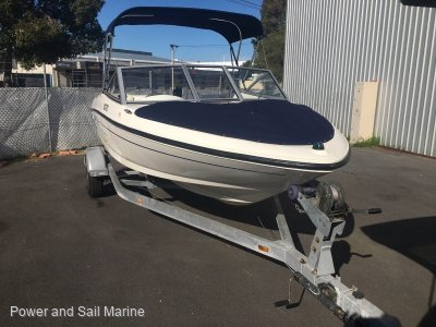 Bayliner 175 Bowrider 2018 Engine Only 15 hours!