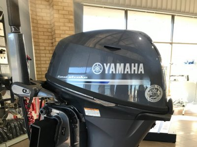 "YAMAHA F15SEHA 15"" Short Shaft (electric start)"