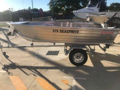 Stacer 379 Seasprite Package Deal