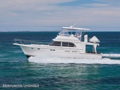 Caribbean 45 Flybridge Cruiser ** More pics coming soon **