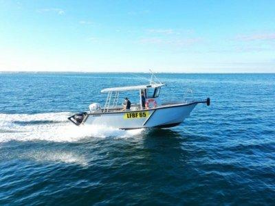Niche Marine Aluminium Work Boat