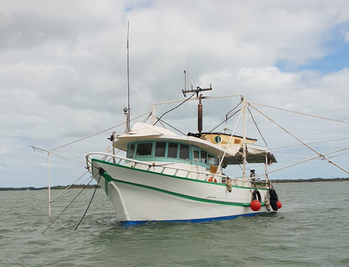 Rhonda D Timber Fishing Vessel