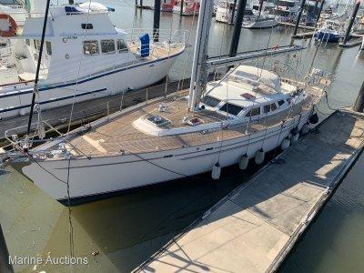 Contest Yachts 50CS Luxury