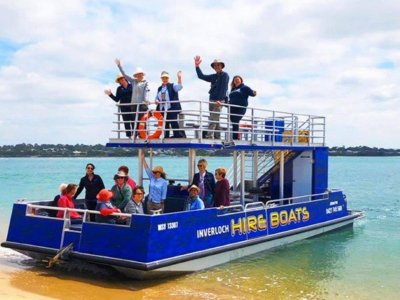 New 10m Tourist Barge