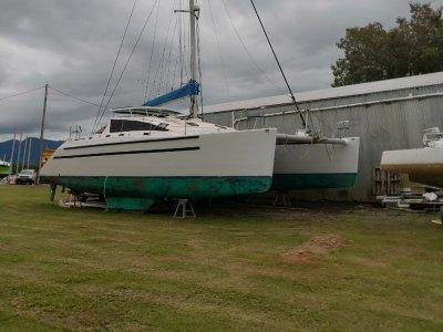 Simpson 46 Custom Bluewater Cruiser