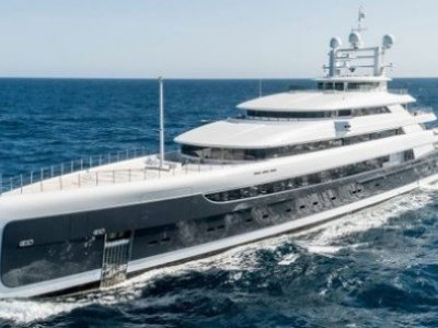 88.5m Rainsford Saunders Superyacht