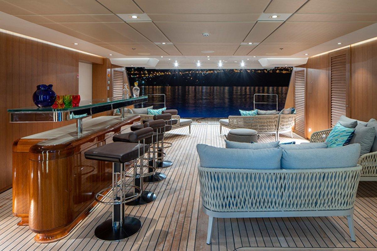 88.5m Rainsford Saunders Superyacht
