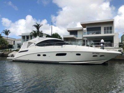 Sea Ray 470 Sundancer Sports yacht