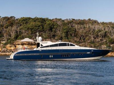 Leopard Motor Yachts 27 Open
