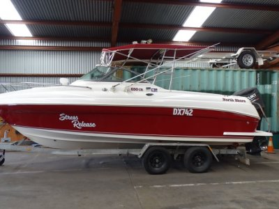 Northshore 650 CR GREAT OFFSHORE BOAT FOR FISHING FAMILY & FRIENDS