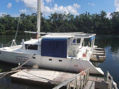 14.4 M Catamaran