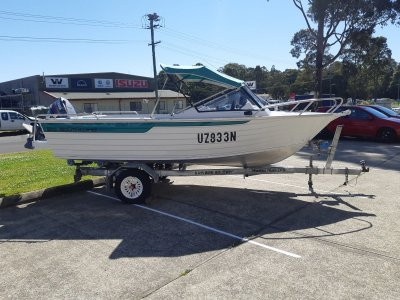 Southwind SF15 Runabout