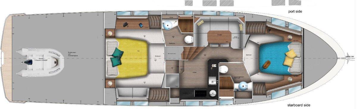 Benetti Sail Division Benship 16